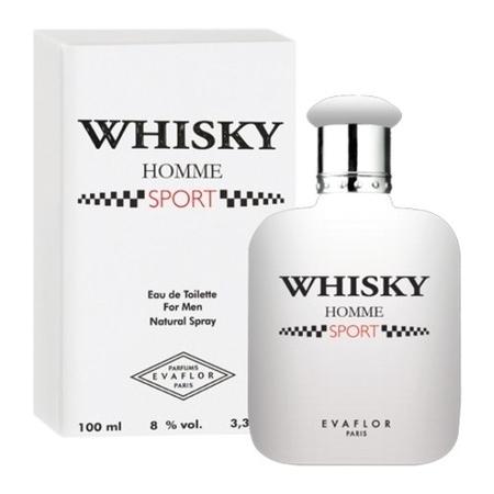 Evaflor Whisky Homme Sport Eau de Toilette Pour Homme 100 ml