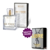 JFenzi Be Free 100 ml + echantillon Yves Saint Laurent Libre