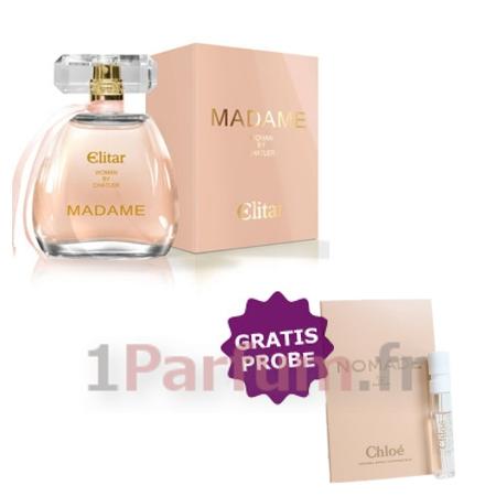 Chatler Elitar Échantillon Nomade MlGratuite Madame 100 Chloe KuTFJ1lc35