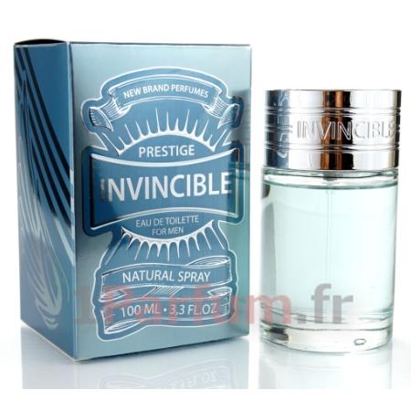 Brand 100 De Pour Men Toilette New Ml Eau Homme Invincible TF1cJKl