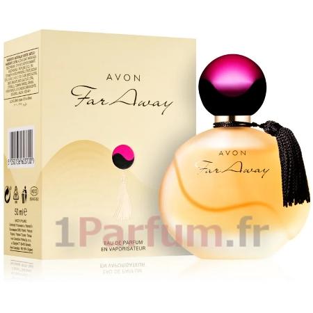 Ml Parfum 50 Pour Femme Avon Far Away Eau De Rjc4L35AqS