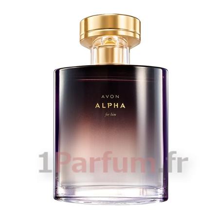 Ml Alpha For De Pour Eau 75 Homme Him Toilette Avon Nkn8OX0Pw