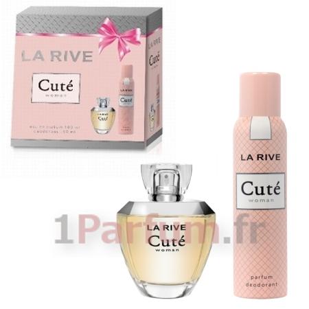 0ed7baa8d7 La Rive Cute - Coffret Pour Femme