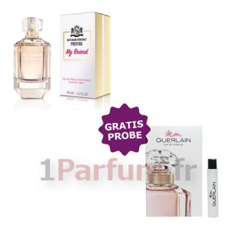 Mon Du Guerlain New Parfum 100 MlÉchantillon My Brand K13TJFcl
