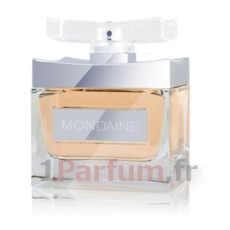 Paris Bleu Mondaine Eau De Parfum Pour Femme Www1parfumfr