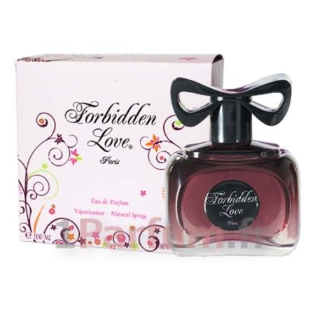 Love Pour Forbidden 100 Paris Parfum Ml Eau De Bleu Femme 4L35ARjq