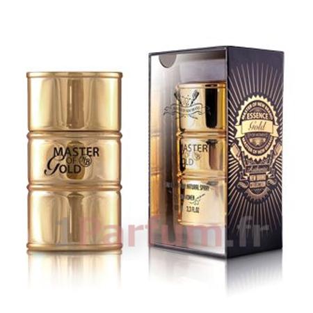 De Ml Brand Gold Pour Femme Master Parfum Of Eau New 100 5LR4j3Aq