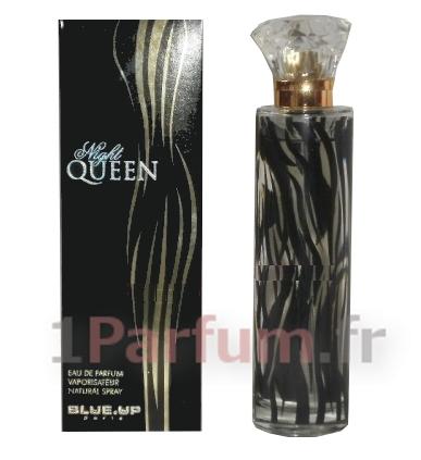 Up Ml Night Queen Blue Parfum De Pour Eau 100 Femme sxhCrdotQB