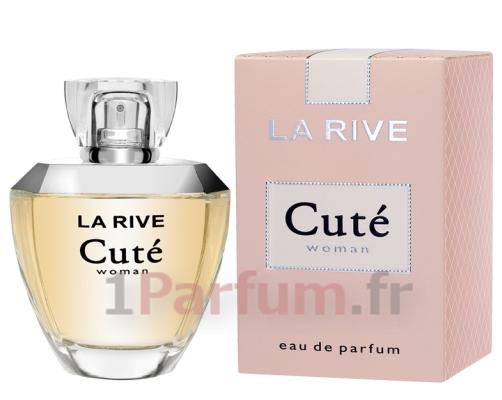 9cb1fe465f La Rive Cute - Eau de Parfum Pour Femme 90 ml - www.1Parfum.fr