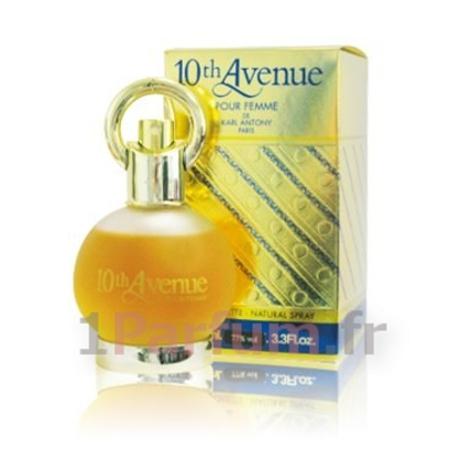 Karl Eau 100 Ml De Avenue Pour Femme 10th Antony Parfum wOkZluXPiT